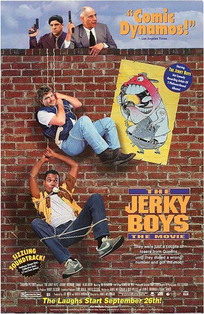 Affiche Poster jerky boys disney touchstone caravan