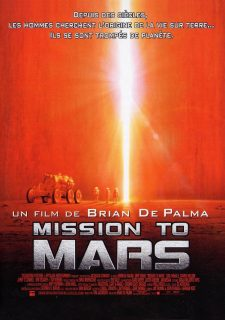 Affiche Poster mission mars disney touchstone