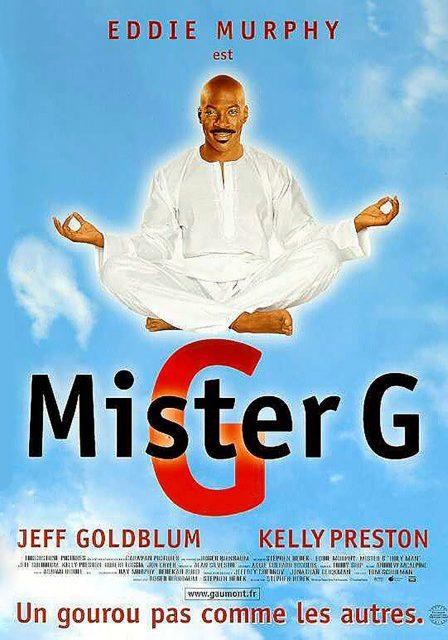 affiche poster mister g disney