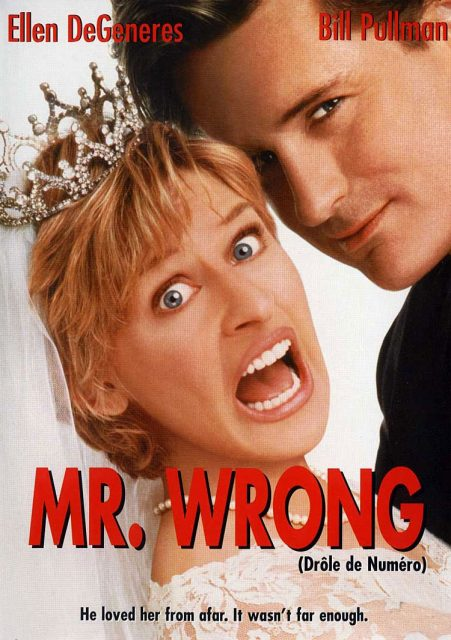 Affiche Poster mr wrong disney touchstone