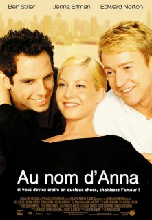 Affiche Poster nom anna keeping faith disney touchstone