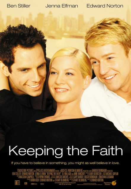 Affiche Poster nom anna keeping faith disney touchstone