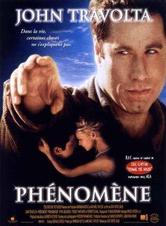 Affiche Poster Phénomène Phenomenon Disney touchstone