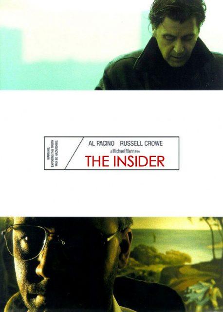 Affiche Poster révélations insider disney touchstone