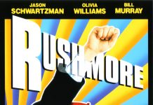 Affiche Poster rushmore disney touchstone