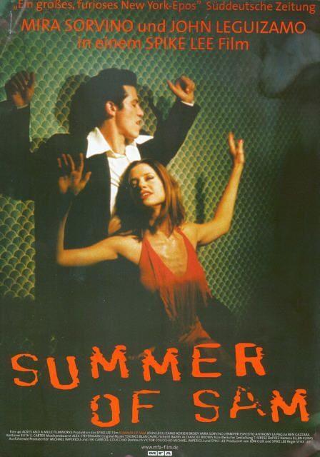 Affiche Poster summer sam disney touchstone