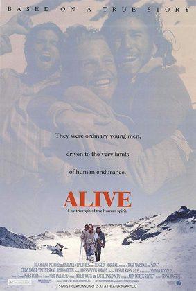 Affiche Poster survivants alive disney touchstone