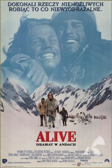 Affiche Poster survivants alive disney touchstone