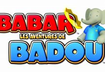 babar les aventures de badou adventures Disney Junior