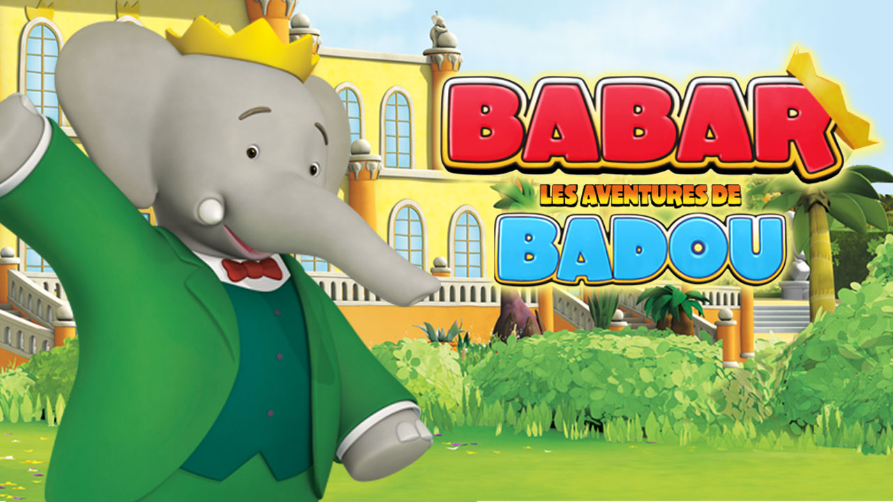 babar les aventures de badou adventures Disney Junior