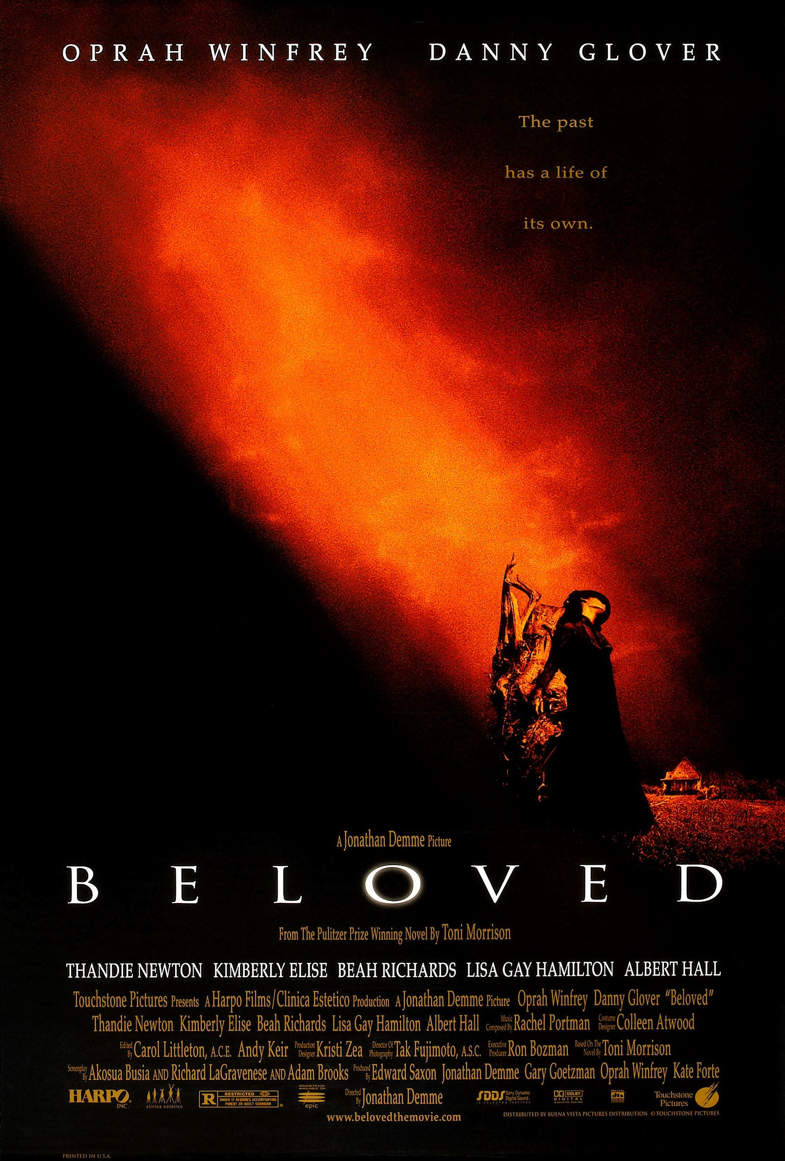 beloved  disney touchstone affiche poster