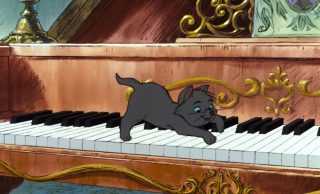 berlioz chat cat personnage character aristochats aristocats disney animation
