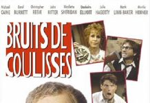 bruits de coulisses noises off affiche poster disney touchstone pictures