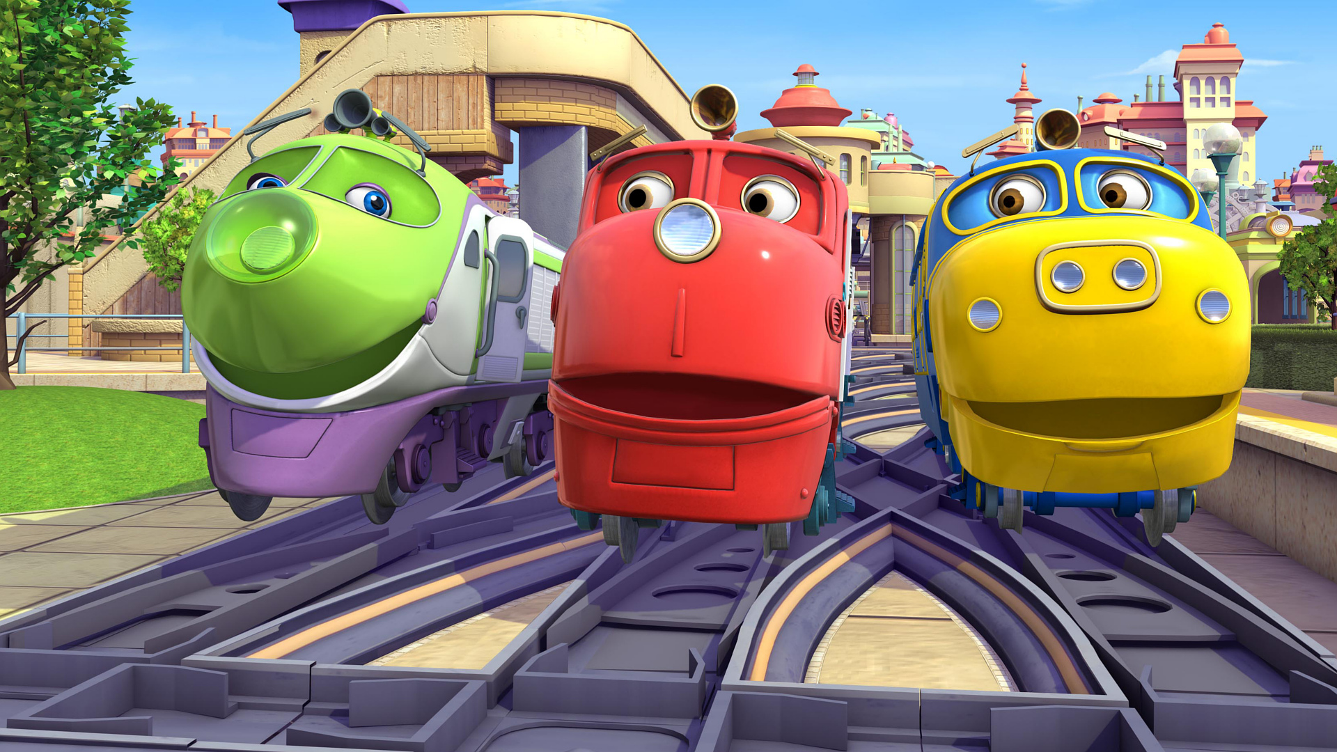chuggington Disney Junior