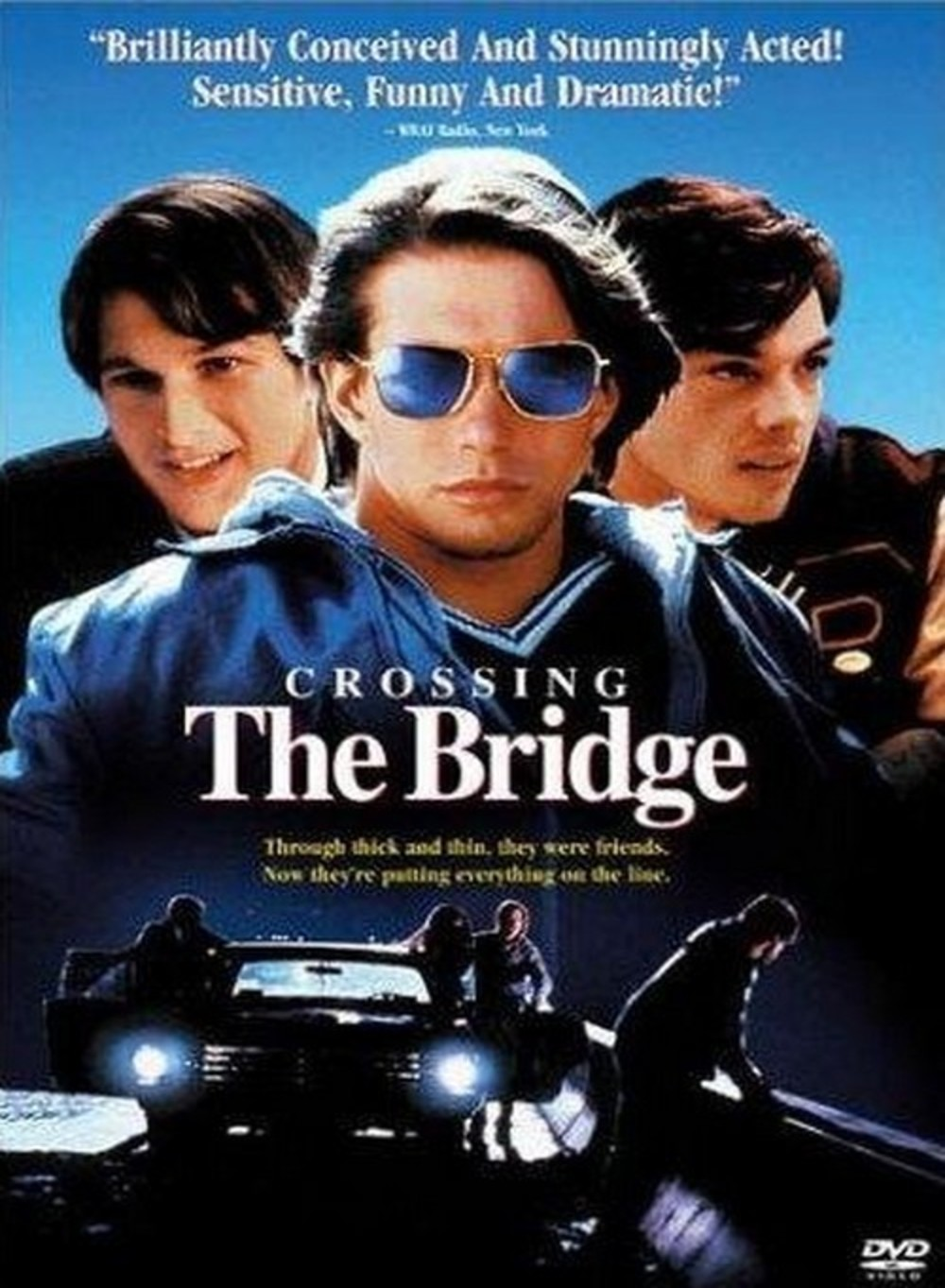 crossing the bridge affiche poster disneyt touchstone pictures
