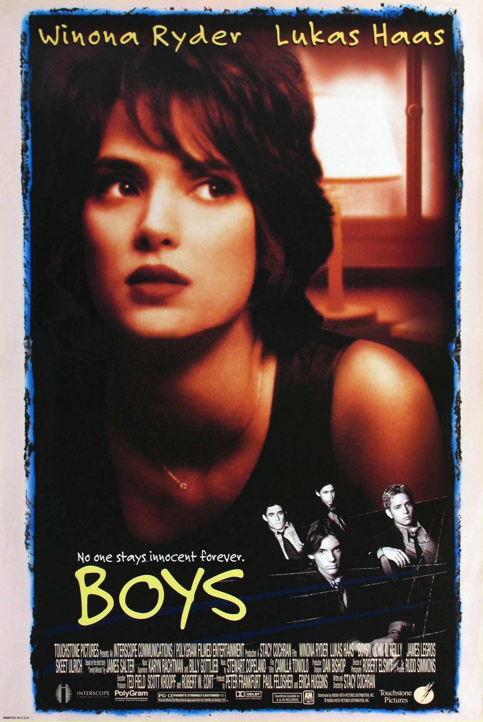 le dortoir des garcons boys disney affiche poster touchstone