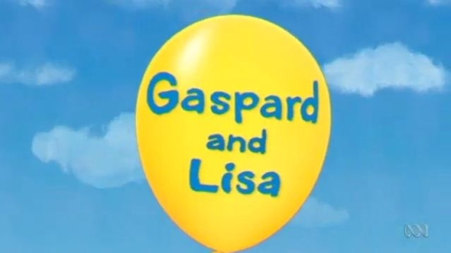 gaspard et lisa disney junior