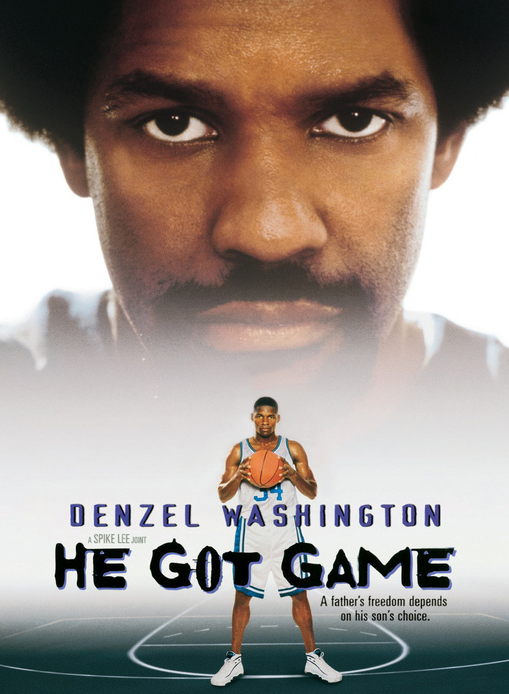 he got game disney touchstone affiche poster