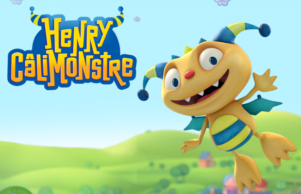 henry calimonstre Disney Junior