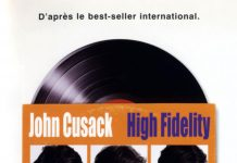 high fidelity Disney touchstone affiche poster