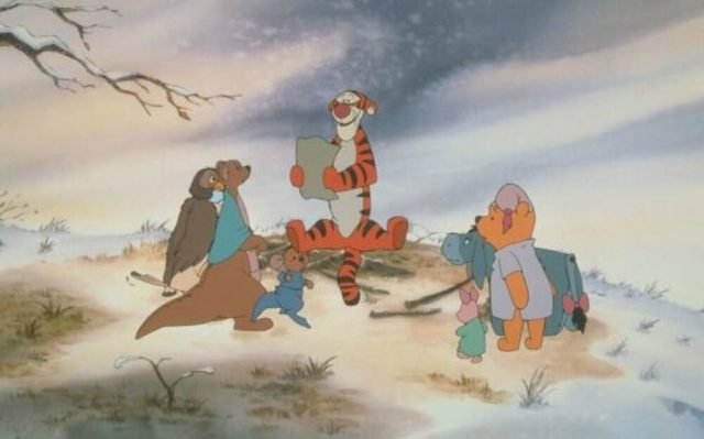 image aventures tigrou tiger movie disney
