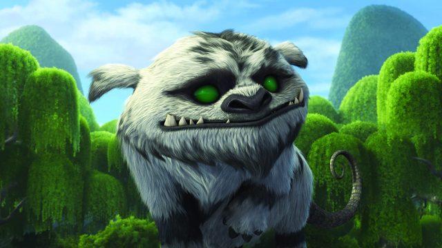 image clochette créature légendaire tinkerbell neverbeast legend disney