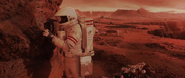 Image mission mars disney touchstone