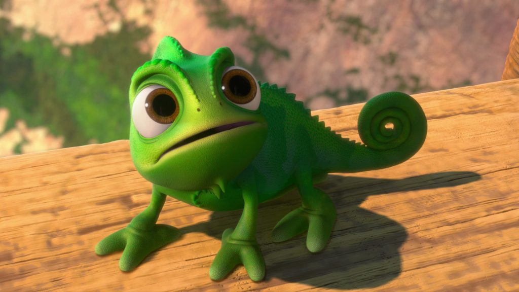 image pascal personnage raipoince disney film