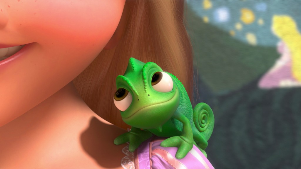 image pascal personnage raiponce disney film