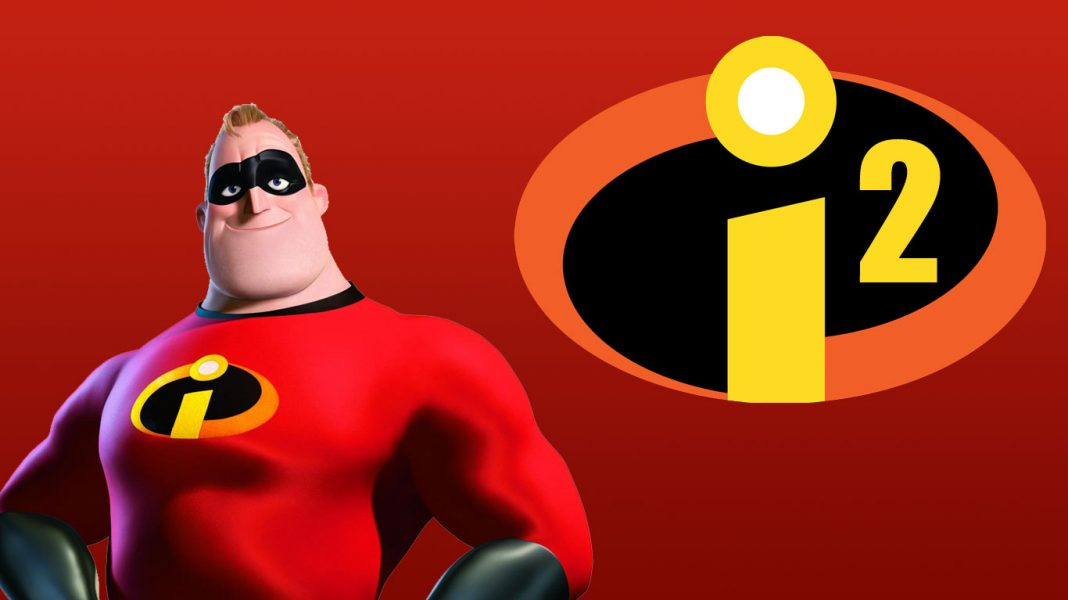 indestructibles 2 incredibles Pixar Disney