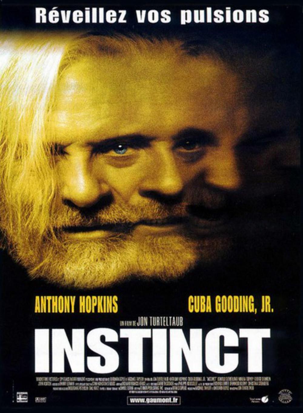 instinct Disney touchstone affiche poster