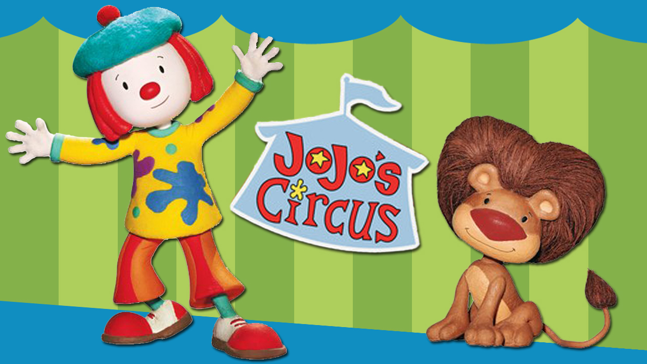 jojo circus disney junior série