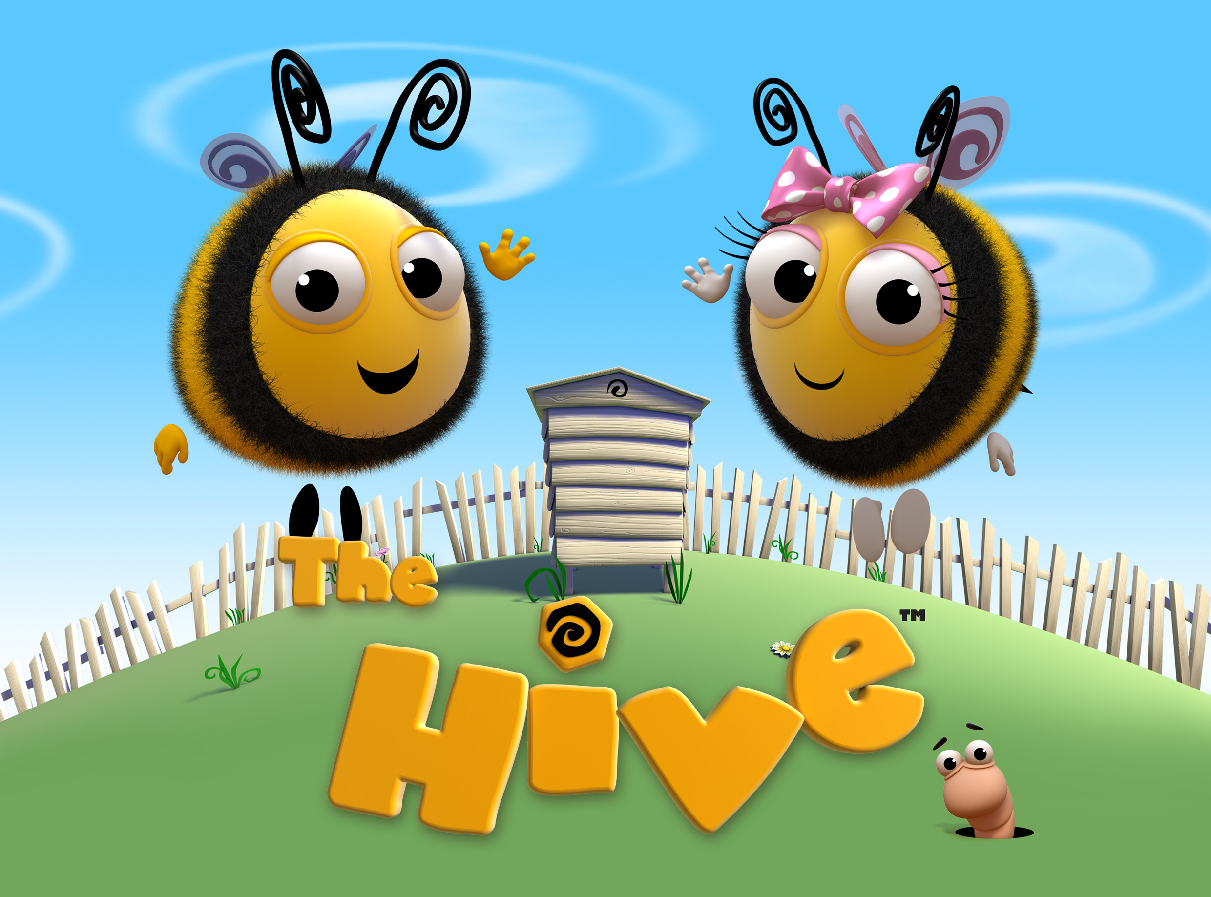 La Ruche Disney Junior the hive Série