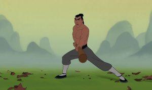 li shang disney personnage character mulan