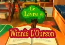 Le livre de Winnie l'ourson Disney Junior