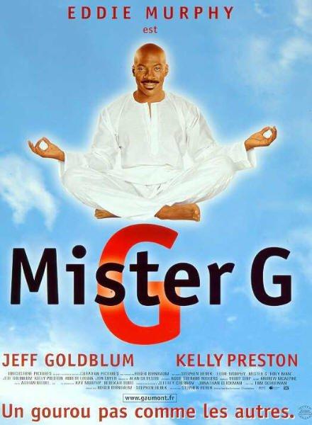 mister g mafia  disney touchstone affiche poster