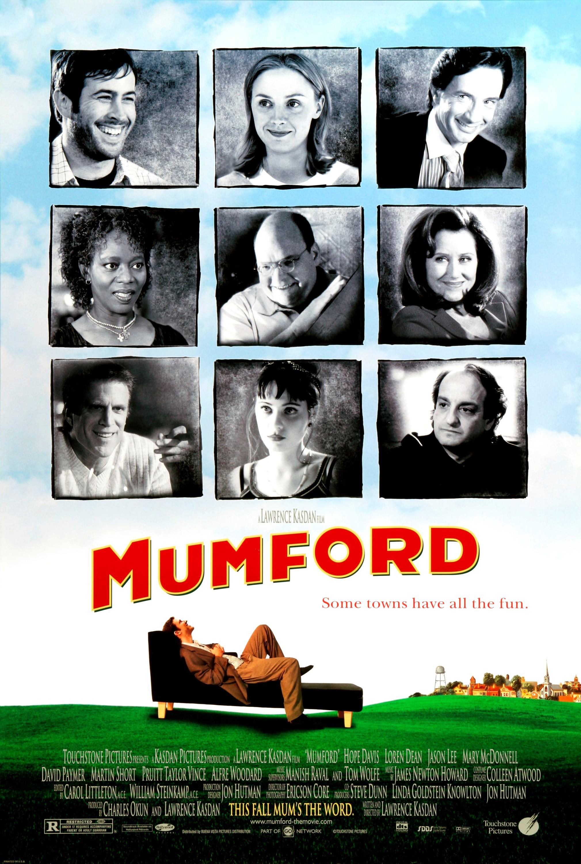 mumford  Disney touchstone affiche poster