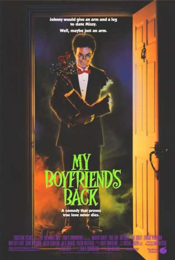 my boyfriend's back affiche poster disney touchstone