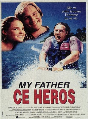 my father ce héros the hero disney touchstone affiche poster