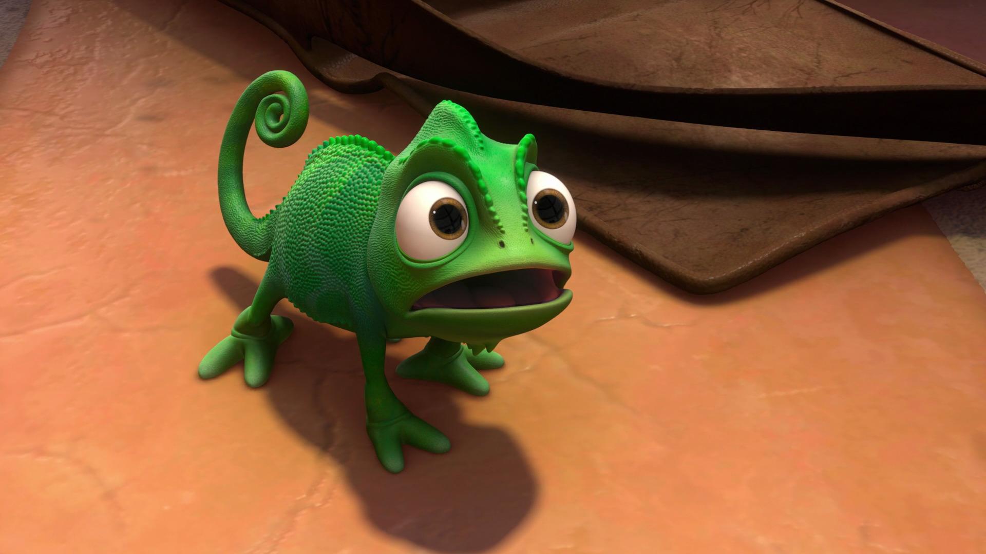 pascal est toujours avec raiponce lorsquelle est prsente enfin ses parents - Raiponce Pascal