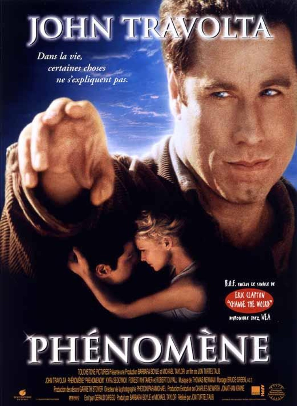 phenomene disney touchstone phenomenon affiche poster