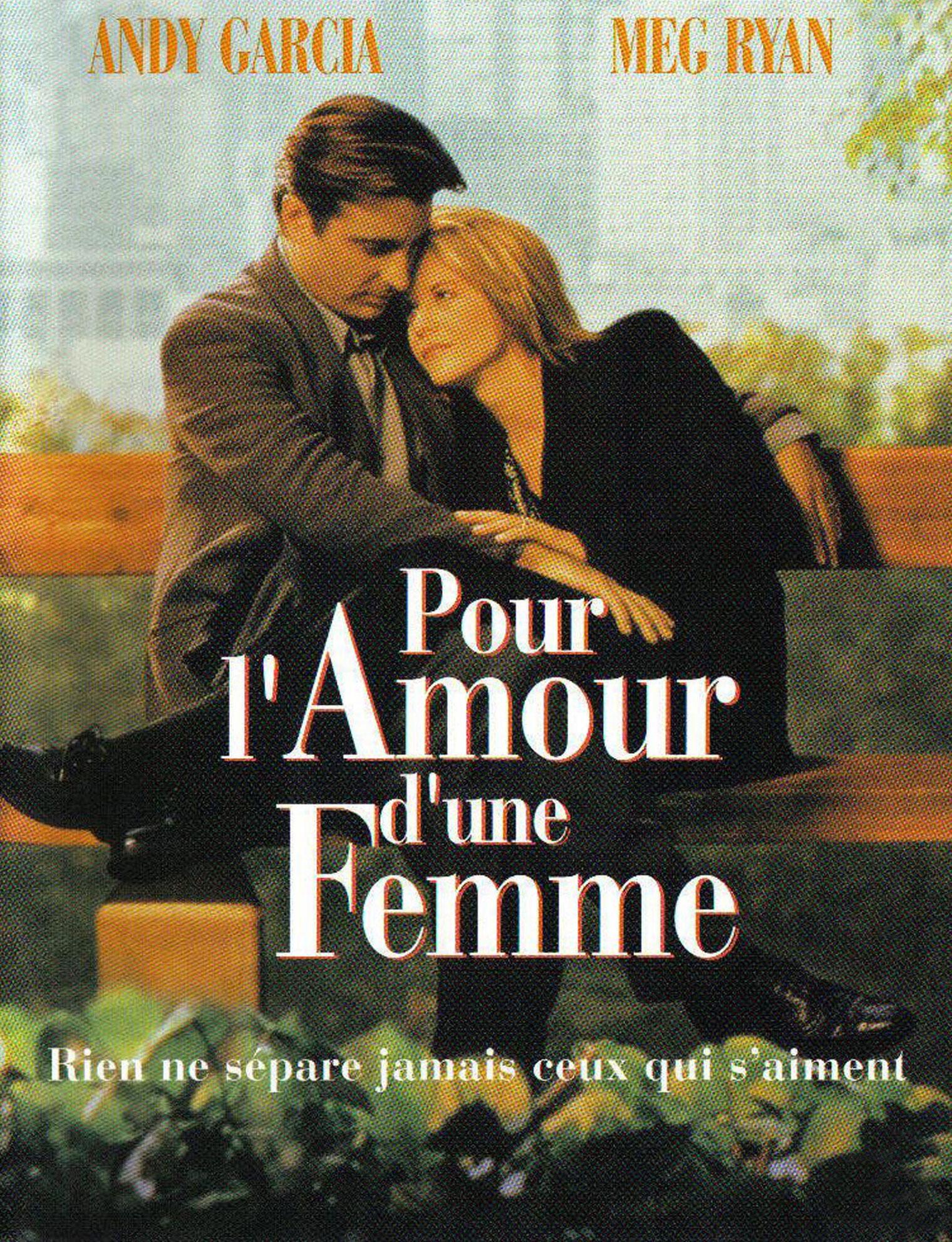 pour l'amour d'une femme affiche disney touchstone poster
