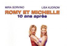 romy michelle 10 ans après disney touchstone affiche poster