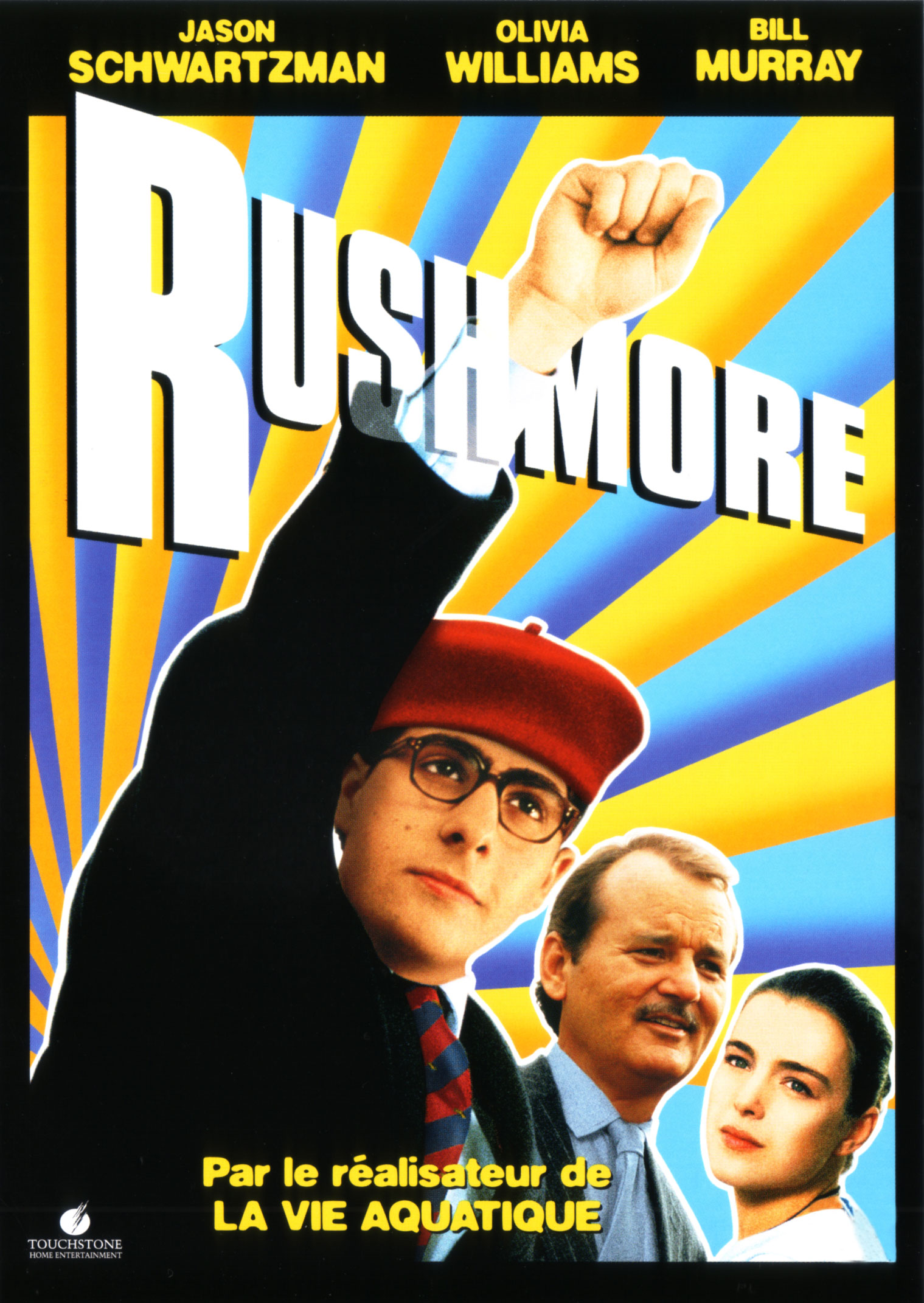 rushmore disney touchstone affiche poster