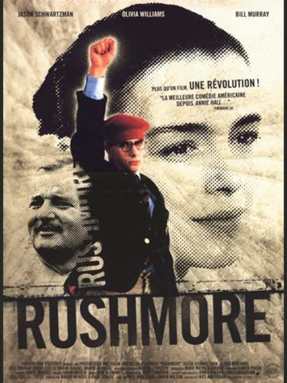 rushmore  disney touchstone affiche poster