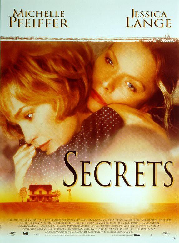 secrets disney touchstone affiche poster