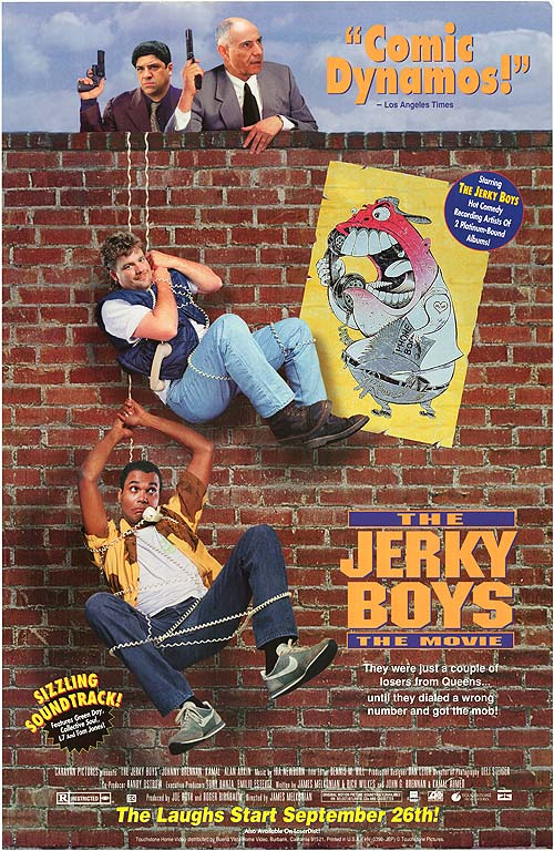 the jerky boys touchstone disney affiche poster