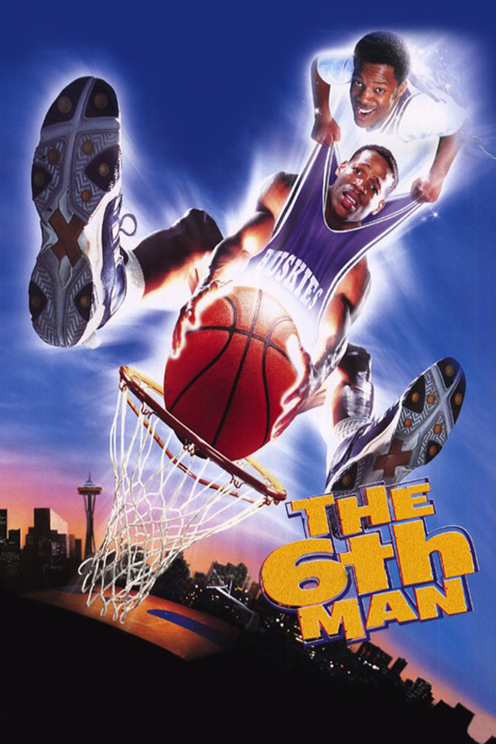the sixth man 6th   disney touchstone affiche poster
