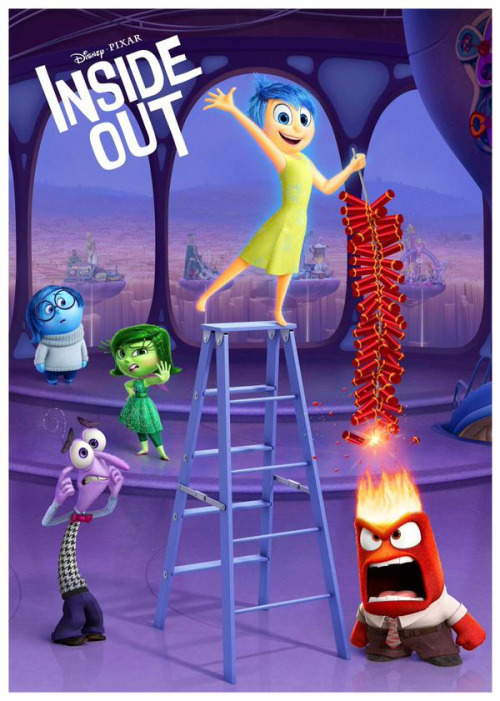 vice-versa affiche poster inside out disney pixar