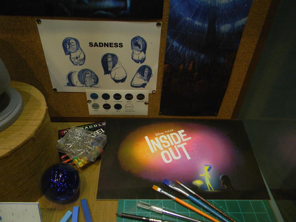 vice-versa artwork inside out disney pixar
